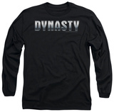 Long Sleeve: Dynasty - Dynasty Shiny T-Shirt