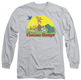 Long Sleeve: Curious George - Sunny Friends T-shirts