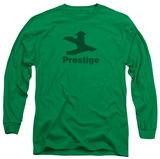 Long Sleeve: Concord Music - Prestige Logo T-Shirt