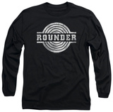Long Sleeve: Concord Music - Rounder Retro T-shirts