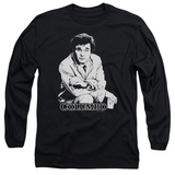 Long Sleeve: Columbo - Title T-shirts