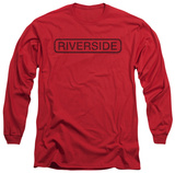 Long Sleeve: Concord Music - Riverside Vintage T-Shirt