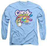 Long Sleeve: Dubble Bubble - Candy Blox T-shirts