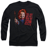 Long Sleeve: Childs Play 3 - Good Guy T-shirts