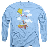 Long Sleeve: Curious George - Flight T-Shirt
