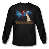 Long Sleeve: Dragonslayer - Slay This Shirt