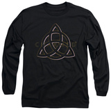 Long Sleeve: Charmed - Triple Linked Logo T-Shirt