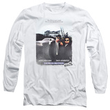 Long Sleeve: Blues Brothers - Distressed Poster T-shirts