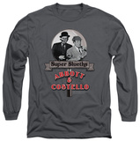 Long Sleeve: Abbott & Costello - Super Sleuths T-shirts