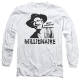 Long Sleeve: Beverly Hillbillies - Millionaire T-Shirt