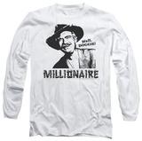 Long Sleeve: Beverly Hillbillies - Millionaire T-Shirt