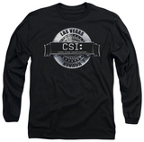 Long Sleeve: CSI - Rendered Logo Shirts