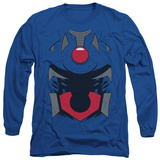 Long Sleeve: Justice League - Darkseid Costume Tee T-shirts