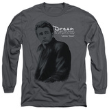 Long Sleeve: James Dean - Trench T-Shirt