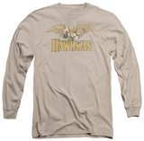 Long Sleeve: Hawkman - Hawkman T-Shirt
