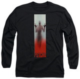 Long Sleeve: Psycho - Poster T-shirts