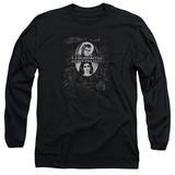 Long Sleeve: Labyrinth - Maze T-Shirt
