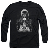 Long Sleeve: Labyrinth - Castle T-shirts