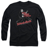 Long Sleeve: School Of Rock - Rockin Shirt