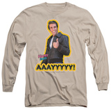 Long Sleeve: Happy Days - Aaayyyyy Long Sleeves
