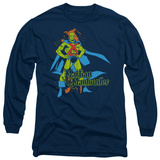Long Sleeve: Martian Manhunter - Martian Manhunter T-shirts