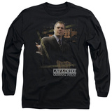 Long Sleeve: Law & Order: Criminal Intent - Detective Goren Shirt