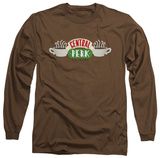 Long Sleeve: Friends - Central Perk Logo Shirt