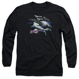 Long Sleeve: Galaxy Quest - Never Surrender Long Sleeves