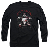 Long Sleeve: Sons Of Anarchy - Acronym T-shirts