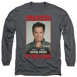 Long Sleeve: NCIS - Wanted T-Shirt