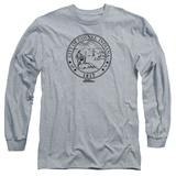 Long Sleeve: Parks & Recreation - Pawnee Seal Shirt