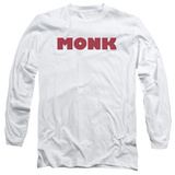 Long Sleeve: Monk - Logo T-Shirt
