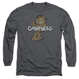 Long Sleeve: Garfield - Retro Garf T-Shirt