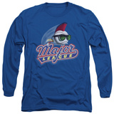 Long Sleeve: Major League - Title Shirts
