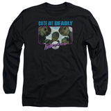 Long Sleeve: Galaxy Quest - Cute But Deadly T-shirts