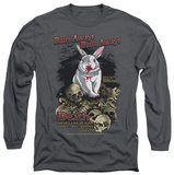Long Sleeve: Monty Python - Run Away T-Shirt