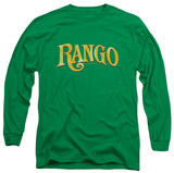Long Sleeve: Rango - Logo Shirts