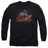 Long Sleeve: Sons Of Anarchy - Acronym T-Shirt