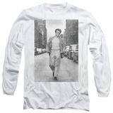 Long Sleeve: James Dean - Walk The Walk T-Shirt