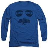 Long Sleeve: Magnum P.I. - Face It Long Sleeves
