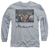 Long Sleeve: Muhammad Ali - Vintage Photo Shirts