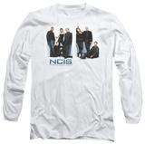 Long Sleeve: NCIS - White Room T-shirts
