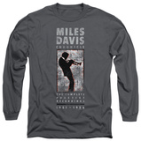 Long Sleeve: Miles Davis - Miles Silhouette T-shirts