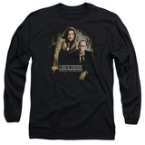 Long Sleeve: Law & Order: SVU - Helping Victims T-Shirt
