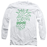 Long Sleeve: Psych - Pineapple Shirts
