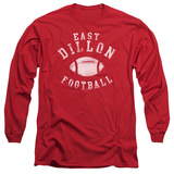 Long Sleeve: Friday Night Lights - East Dillon Football T-shirts