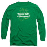 Long Sleeve: Psych - Pineapple Split T-shirts