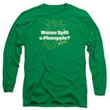Long Sleeve: Psych - Pineapple Split T-shirts