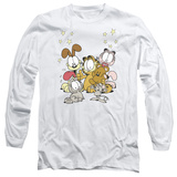 Long Sleeve: Garfield - Friends Are Best T-Shirt