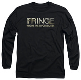 Long Sleeve: Fringe - Fringe Logo T-Shirt